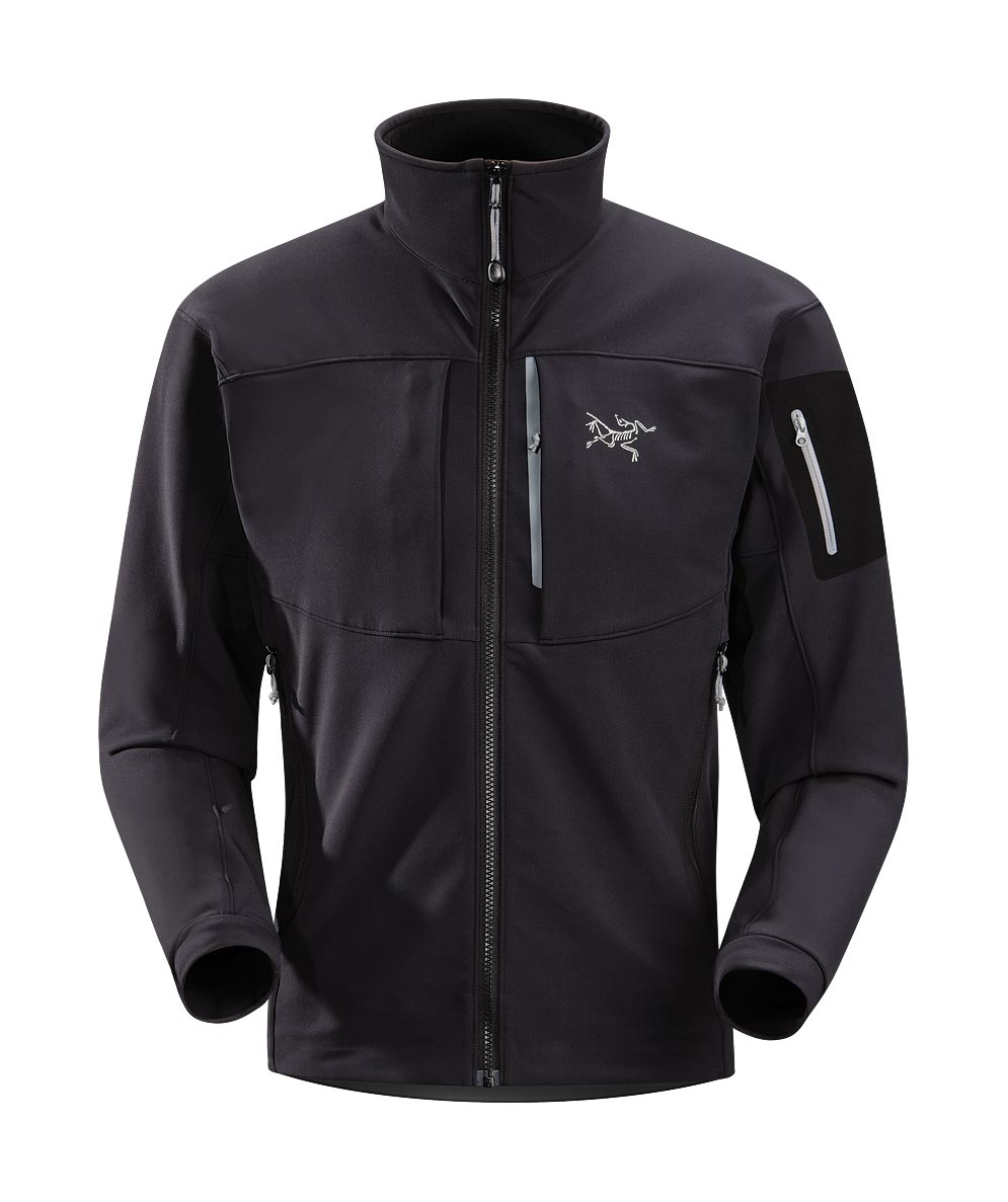 Arcteryx Black Gamma MX Jacket